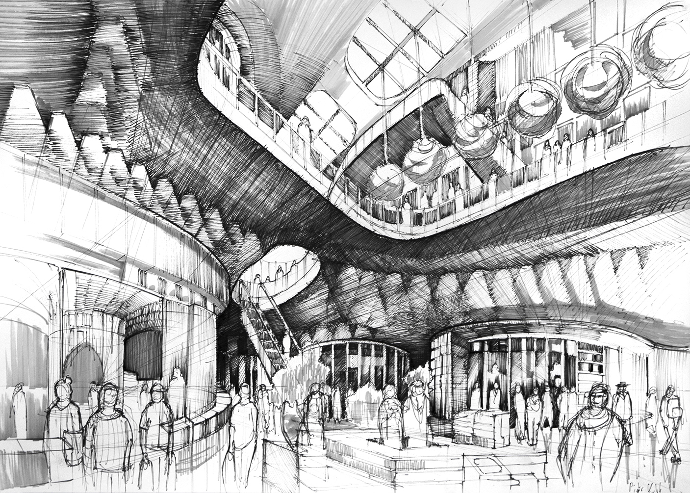 Kurs Na Architekturę Kurs Rysunku Uffo Katowice Gliwice